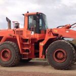 Daewoo Doosan Mega 400-Ⅲ Plus Wheeled Loader Service Parts Manual