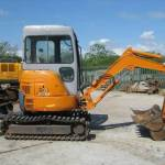 Hitachi Ex27u Ex35u Ex50u Excavator Operators Manual