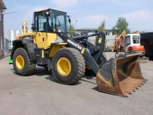Komatsu WA250PZ-5 Wheel Loader Workshop Service Repair Manual
