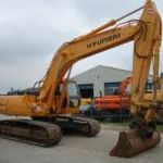 Hyundai R250LC-3 Crawler Excavator Factory Service Repair Manual