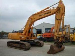 Hyundai R250LC-3 Crawler Excavator Factory Service Repair Manual