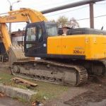 Hyundai R320LC-7A Crawler Excavator Workshop Service Repair Manual