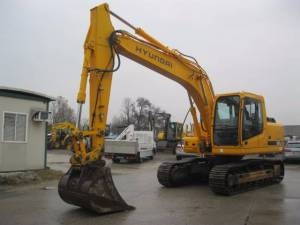 Hyundai Robex 160lc-7a Crawler Excavator Workshop Service Repair Manual