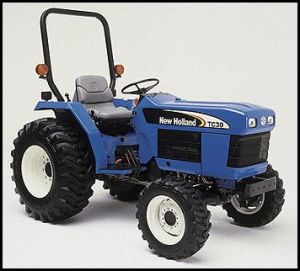 New Holland Tc30 3 Tractor Illustrated Master Parts List Pdf Manual