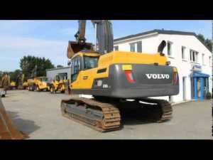 Volvo Ec1600 Nl Factory Excavator Service Repair Manual