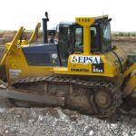 Komatsu D85ex-15 Workshop Service Operating Manual