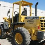 Komatsu Wa120-3mc Wheel Loader Operating Manual
