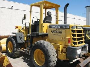 Komatsu Wa120-3mc Wheel Loader Workshop Service Operating Manual