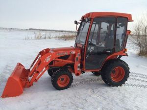 Kubota B2320 B2620 B2920 Workshop Service Tractor Manual