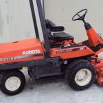 Kubota Fz2100 Fz2400 Parts Catalogue Handbook Manual
