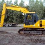 Komatsu Pc130-6k Excavator Workshop Service Manual