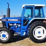 Ford Tractor 7710 Workshop Repair Service Manual