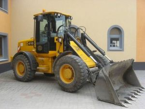 Jcb 411 416 Loader Workshop Service Repair Manual