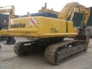 Komatsu Excavator Pc400-pc450-6 Workshop Service Manual