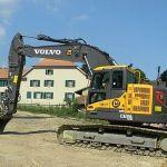 Volvo Ecr235d L Ecr235dl Excavator Workshop Service Manual