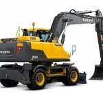 Volvo Ew210d Wheeled Excavator Workshop Repair Manual
