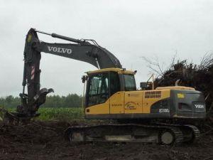 Volvo EC210C LD EC210CLD Excavator Service & Repair Manual