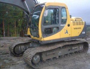 Volvo Ec130 Akerman Workshop Excavator Service Repair Manual