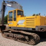 Volvo Ec230b Akerman Excavator Service Parts Manual
