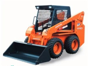 Daewoo Doosan 430 Series, 440 Plus, 450 Series, 460 Skid Steer Service Manual