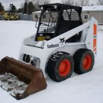 Bobcat Skid Steer Loader 843 843B Workshop Service Repair Manual