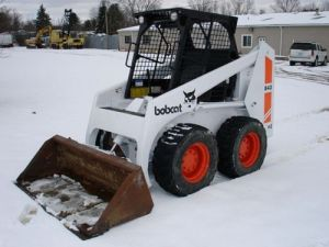 Skid Steer Loader 843 843B Workshop Service Repair Manual