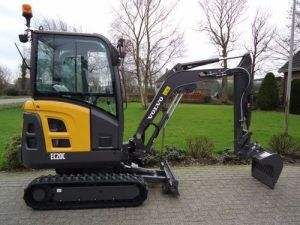 Volvo Ec20c Excavator Workshop Service Repair Manual