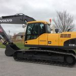 Volvo Ec210c L, Ec180c L Excavator Workshop Service Manual