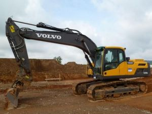 Volvo Ec235d Nl Ec235dnl Excavator Workshop Service Repair Manual