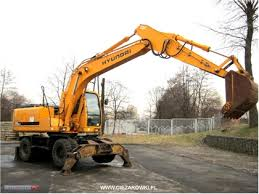 Hyundai Robex R170w-7 Wheel Excavator Service Manual