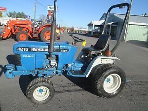 Ford New Holland 1215 3 Cylinder Tractor Parts Manual | New