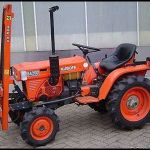 Kubota B4200 Tractor RC44 42 Mower Service Repair Manual