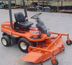 Kubota Gf1800 Gf1800e Lawn Tractor Service Repair Manual
