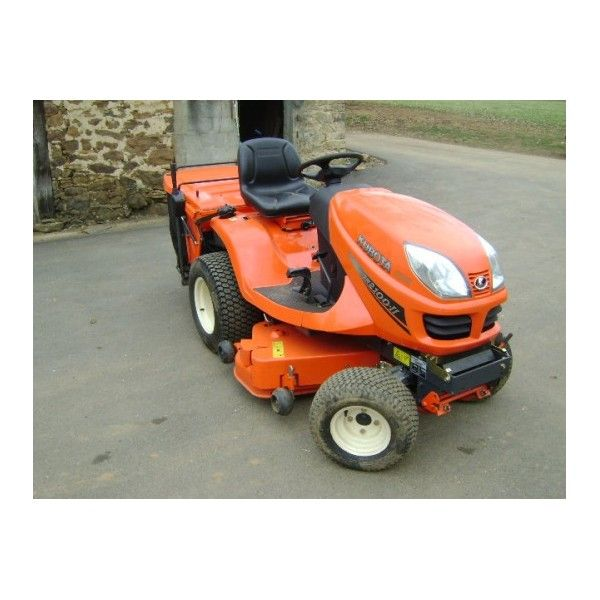 Kubota Gr200g Gr2100 Lawn Tractor Workshop Service Repair Manual