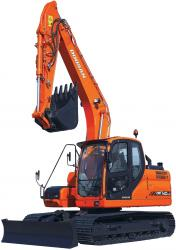 Doosan DX140LC Crawler Excavator Maintenance Service Manual