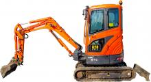 Doosan DX27Z Crawler Excavator Workshop Service Repair Manual