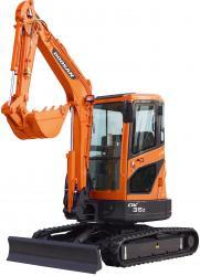 Doosan DX35Z Crawler Excavator Workshop Service Manual
