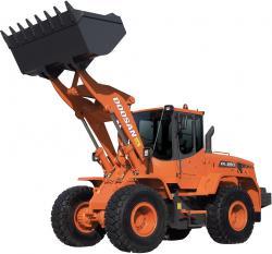 Doosan Dl250 Wheel Loader Service Repair Workshop Pdf Manual