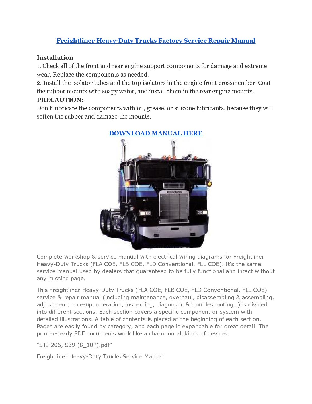 ... Array - fld freightliner service manual professional user manual ebooks  u2022 rh gogradresumes com