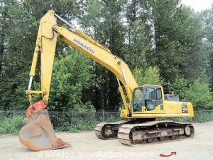 Komatsu Pc400lc-8 Hydraulic Excavator Repair Service Pdf Manual