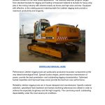 Liebherr R912 Litronic Excavator Operators Operating Manual