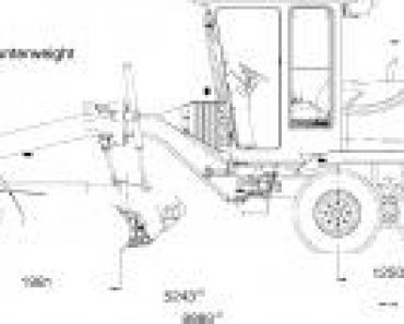 New Holland Tn65 Specs Tractor Illustrated Parts