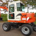 Terex Hml 22 Wheel Excavator Workshop Service Pdf Manual