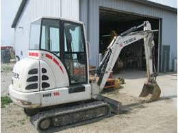 Terex Hr 16 Excavator Workshop Service Pdf Manual