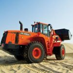Daewoo Doosan Dl420a Wheeled Loader Service Catalogue Manual