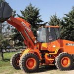 Daewoo Doosan Sd200 Loader Equipment Service Parts Manual