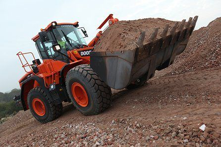 Daewoo Doosan Wheeled Loader Service Repair Manuals