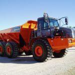 Komatsu Hm400-2 Articulated Dump Truck Service Repair Manual