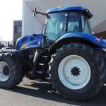New Holland T8010 Master Tractor Repair Manual