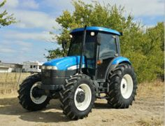 New Holland T8040 Master Tractor Service Repair Manual